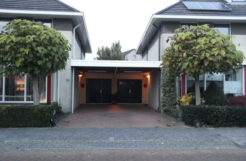 Maatwerk carport geplaatst Zwolle #6