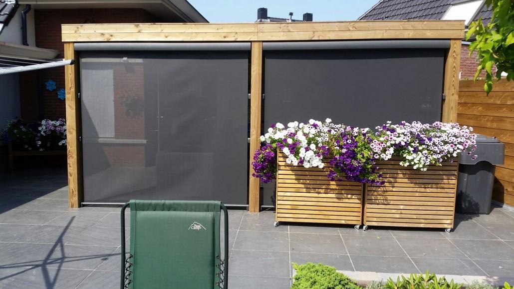 Maatwerk Luxxout windscherm IJsselmuiden #60