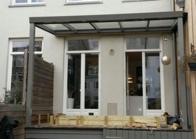 Gardendreams veranda met veiligheidsglas Amsterdam #76