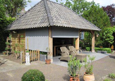 Nesling Rolgordijn grijs tuinkeuken IMG_0035